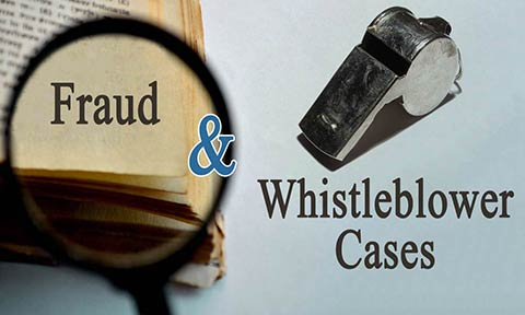 Fraud and Whistleblower Cases