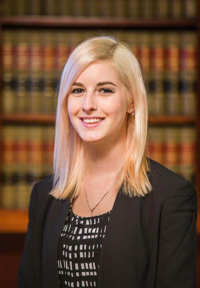 Law Clerk Delaney Mason