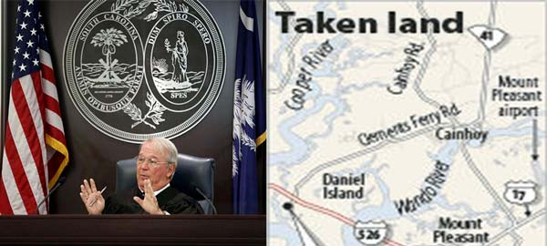 sc-state-port-authority-must-return-land-taken-20-years-ago Eminent Domain and Condemnation Cases